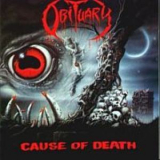 Obituary - Cause of Death (Remastered) '1990